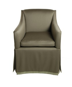 """""""Petite"""" Arm Chair with Band – COM"""
