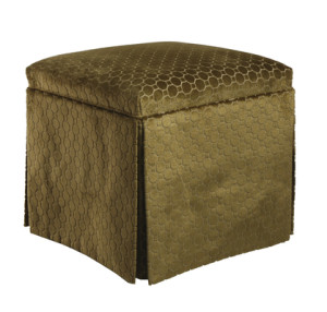 Cube Bench With Skirt and Band – COM