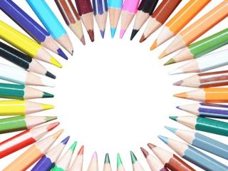colored pencils bao core