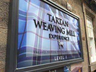 tartan weaving mill stark