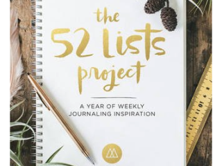 52 lists book