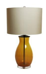 """""""Citrus Cane"""" Lamp"""