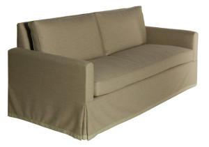"Sofa ""616A"" with Skirt and Band – COM"