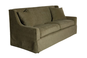 "Sofa ""616B"" with Skirt and Band – COM"