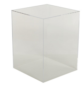Dixie Stark Collection Acrylic End Table